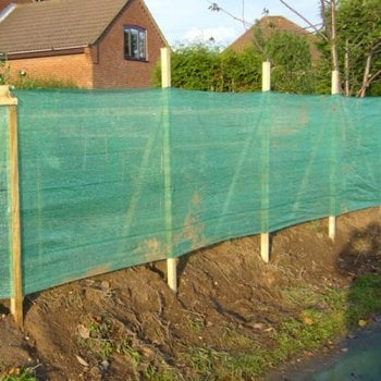 100gsm Green Windbreak