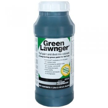 1L Green Lawnger Turf Paint