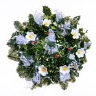 "21. Holly Wreath 12""/30cm"