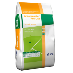 25kg Greenmaster Spring & Summer 14+5+10+2MgO Fertiliser