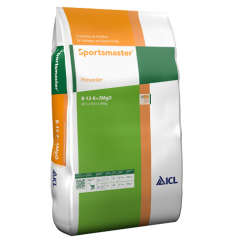 25kg Sportsmaster Pre-Seeder 8+12+8+3MgO Fertiliser