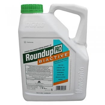 5L Roundup Pro Biactive 360 Professional Glyphosate Weedkiller
