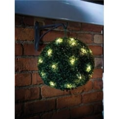 62cm Topiary Ball-Top with LED Lights