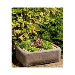 Imperial Old Stone Trough Planter