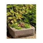 Old Stone Alpine Trough Planter