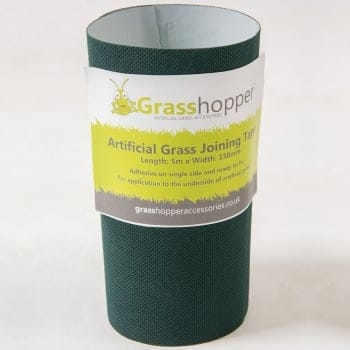 Artificial Grass Single Sided Adhesive Joining Tape 150mm x 5m
