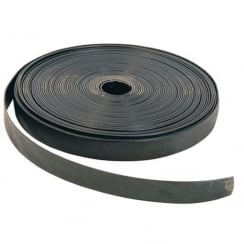 Black Nail-On Strapping - 3.8cm x 25m