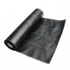 Black Weed Control Fabric (100gsm)