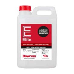 Bowgrass Elite Line Marking Paint 10 Litre