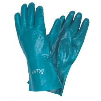 Briers Waterproof Gauntlet Gloves Medium