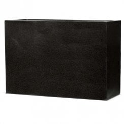 Black Middle Envelope Planter