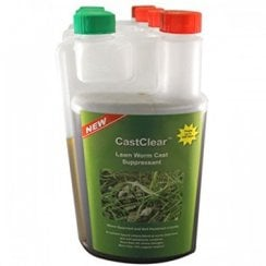 CastClear Lawn Worm Cast Suppressant