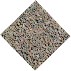 Cedec Red Footpath Gravel