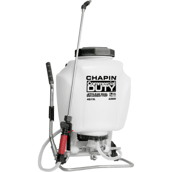"Chapin 15 Litre Commercial Duty Backpack 6"" Sprayer POD"