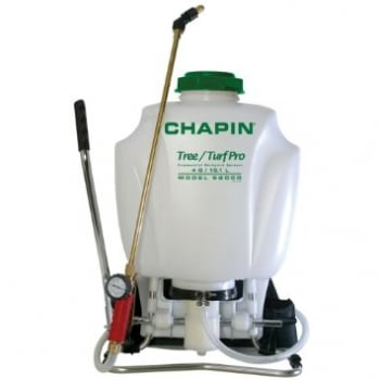 Chapin 15 Litre Tree & Turf Prof Poly Backpack Sprayer