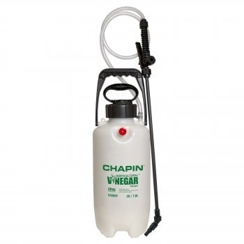 Chapin 15 Litre Wide Mouth Poly Sprayer with Special Seals for Ag Vinegar