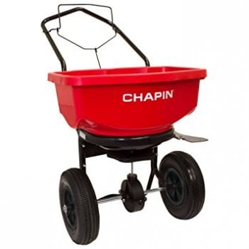 "Chapin 35 Kg Residential Turf Spreader with 12"" Tyre"
