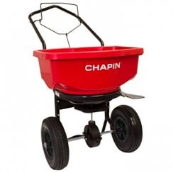 "35 Kg Residential Turf Spreader with 12"" Tyre"