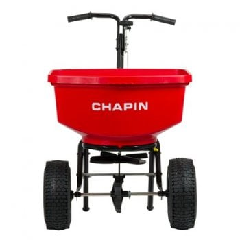 "Chapin 45 Kg Contractor Turf Spreader 12"" Tyre"