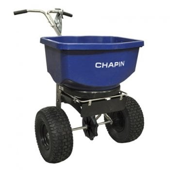Chapin 45 Kg Pro Stainless Salt SureSpread Spreader