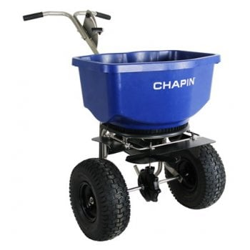 Chapin 45kg Professional Wide Mouth Rock Salt Spreader