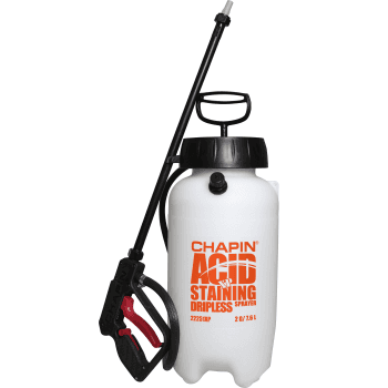 8 Litre Industrial Dripless (XP) Acid Cleaning Sprayer