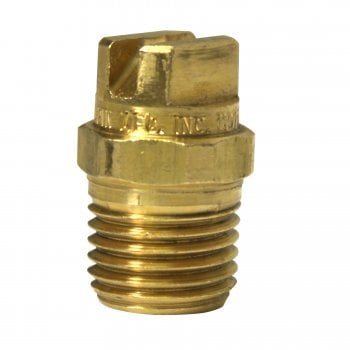 Chapin Brass Fan Nozzle - 1.0 gpm