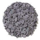 Crushed Plum Slate 40mm