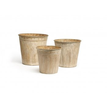 Darcy Tall Planter (Set of 3)