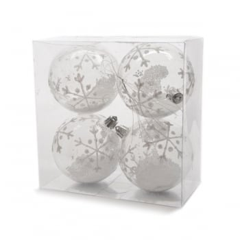 Decorative Glitter Bauble