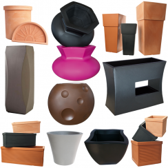 Planters & Containers