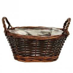 Wicker, Rattan & Brushwood Planters