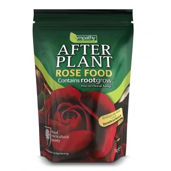 Empathy After Plant Rose Food with Rootgrow Mycorrhizal Fungi