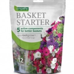 Basket Starter with Rootgrow - 12 Biscuits
