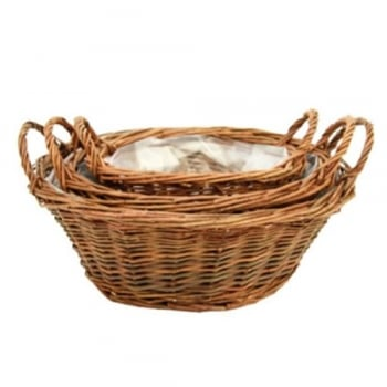 Fargro Willow Basket with Ears