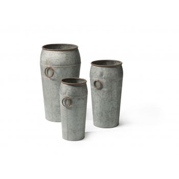 Fitzwilliam Tall Planters (Set of 3)