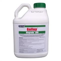 Gallup Bio Amenity 360g/L Professional Glyphosate Weed Killer 5 Litre