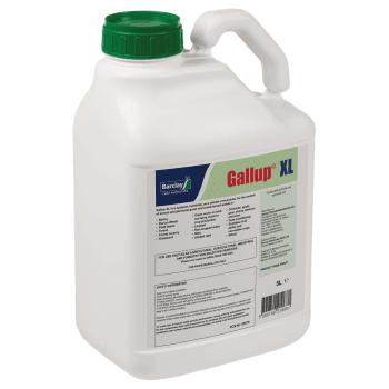 Gallup XL 360g/L Professional Glyphosate Weed Killer 5 Litre
