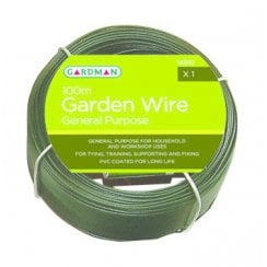 100m General Purpose Garden Wire