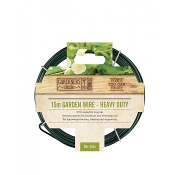 Gardman 15m Heavy Duty Garden Wire