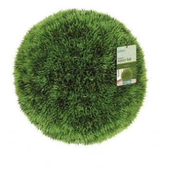 Gardman 30cm Grass Effect Topiary Ball