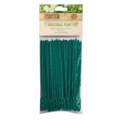 "Adjustable Plant Ties 7"" (50pk)"