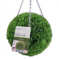 Grass Effect Topiary Ball