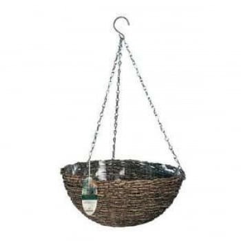 Gardman Rattan Growers Basket