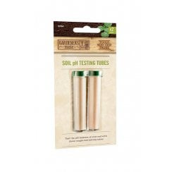 Soil pH Testing Tubes 2 Pack