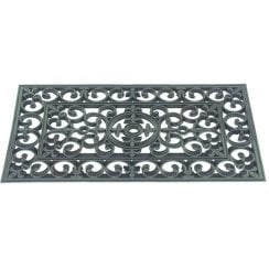 Victorian Rubber Cast Doormat