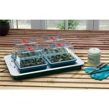 Garland 4 Top Auto Control Electric Propagator