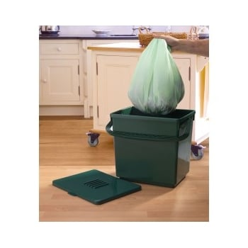 Garland Biodegradable 30L Compost Caddy Bags