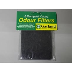 Compost Caddy Filters (6 pack)