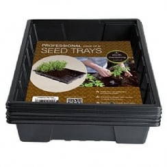 Professional Half Seed Trays (5 pack)